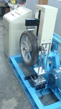 Tyre Dynamic Growth Testing Machine