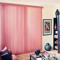 Curtains And Vertical Vanishing Blinds