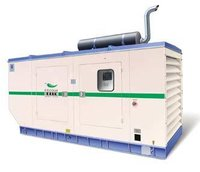 Water Cooled Genset (6k1080ta - 160 Kva)
