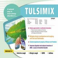 Tulsimix Syrup