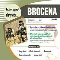 Brocena Tablet