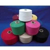 Coloured Cotton Yarn