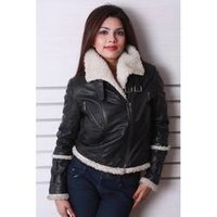 Fancy Ladies Leather Jackets
