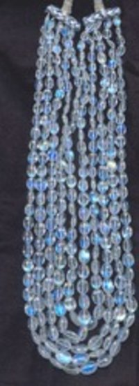Rainbow Moonstone Gemstone Bead