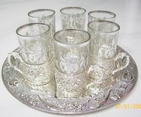Silverplated Tea Set