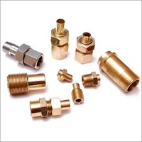 Brass Cylinder Parts