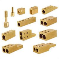 Brass Meter Parts