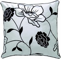 Dupion Embroidery Cushion