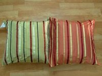 Dupion Satin Stripes Cushions