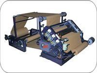 Corrugating Machine - Oblique Type Single Face Paper