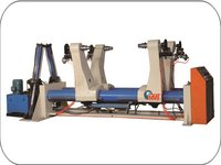 Corrugation Shaft Less Mill Reel Stand