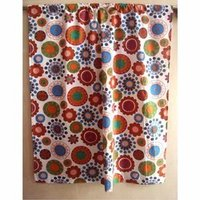 Decorative Printed Curtains