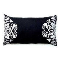 Black Designer Cushion