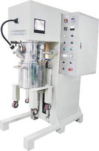 Plc Dual-Planetary Mixer