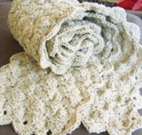 Crochet Scarves