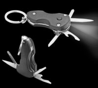 Torch Multi Tool Key Ring