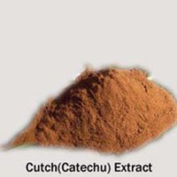 Cutch And Catechu Extract Tannin