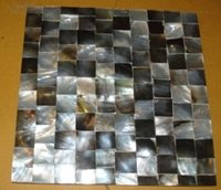 Black Natural Pearl Tiles