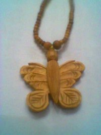 Wooden Butterfly 