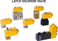 Latch Solenoid Valve