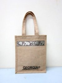 Fancy Jute Shopping Bags (For Corporate Gifts)