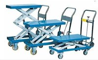 Wheel Mounted Scissor Lift