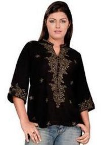 Ladies Embroided Top