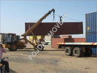 Crane Equipment Rental