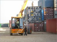 Container Handling Cranes Rental