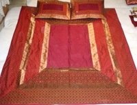 Red Designer Bed Covers