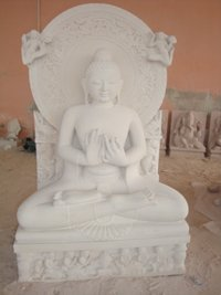 Stone Budha Statue