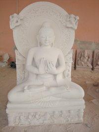 Stone Budha Statue