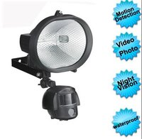 400W Outdoor Motion Sensor Security Camera Light