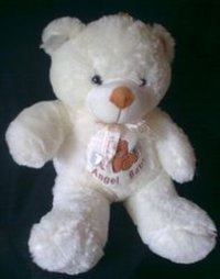 Angel Teddy Bear Soft Toy Plush