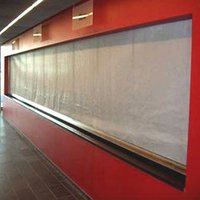 Automatic Smoke Fire Curtains
