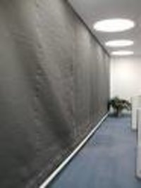 Safety Fire Curtains
