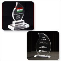 Glass Acrylic Trophies
