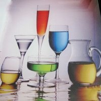 Digital Printing Decorative Glass