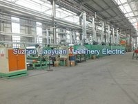 PU/PVC Synthetic Leather Production Line