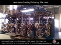 Shot Blasting Machine For Aluminium Castings