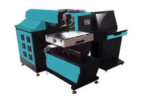 500W Metal Laser Cutting Machine