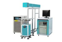 100W 3D Dynamic-Focusing CO2 Laser Marking Machine