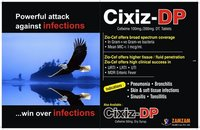 Tablet Cixiz-Dp 200mg.Dtcefixime 200mg.