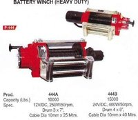 Heavy Duty Batter Winch
