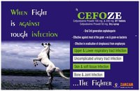 Tablets, Cefoz-200(Cefpodoxime Proxetil Usp 200mg.)