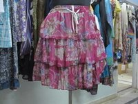 Short Printed Skirts