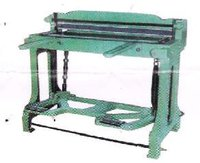 Threadle Shearing Machine