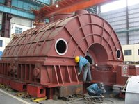 Finish Machined Steam Turbine LP Casing