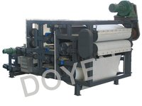 Belt Filter Press For Chemical Industry