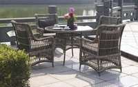 Garden Patio Dining Table Chair Sets